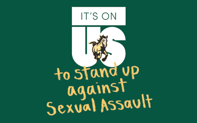 It's on US to stand up against sexual assault
