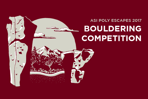 ASI Poly Escapes 2017 Bouldering Competition