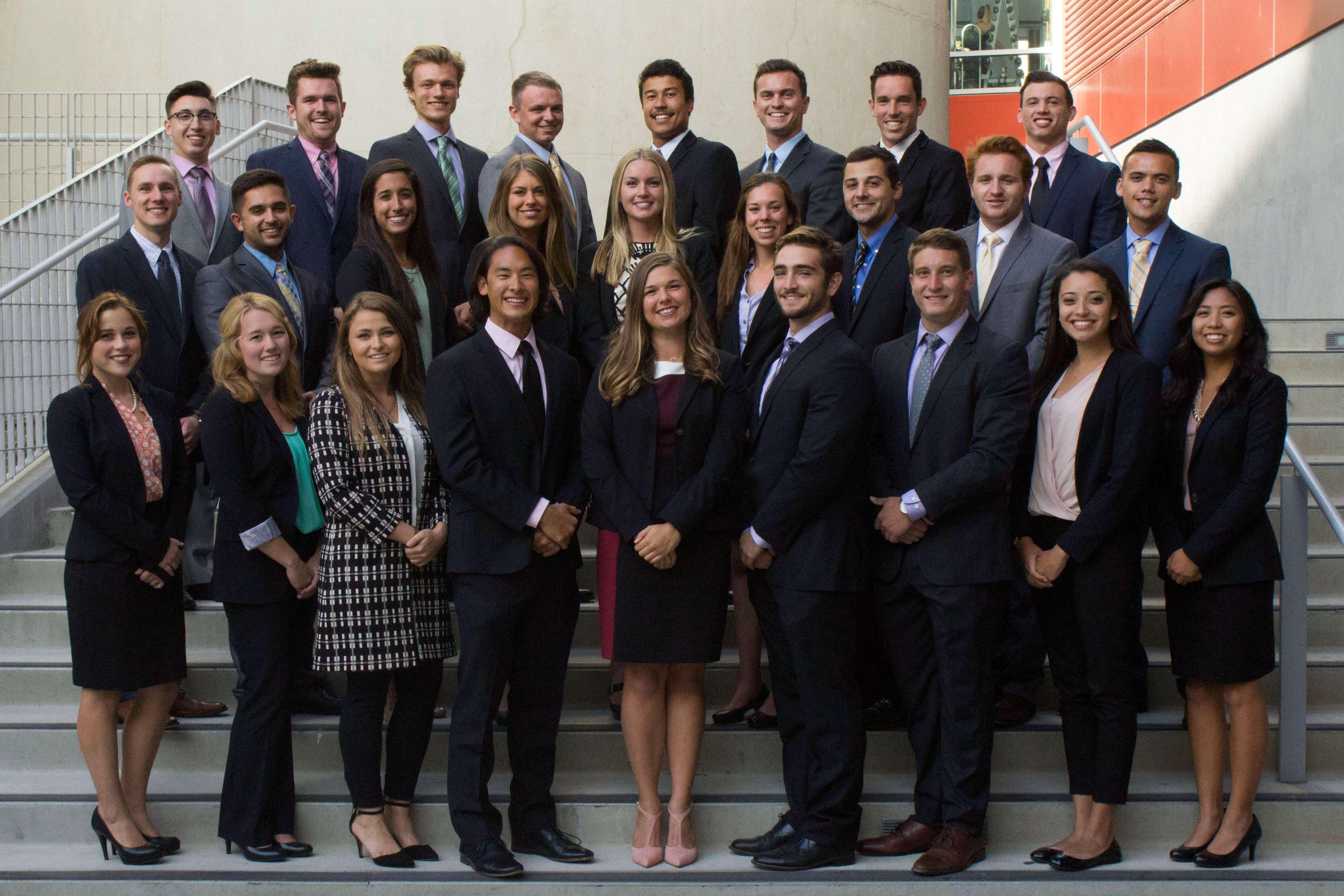 ASI Board of Directors 2017–18